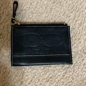 Coach coin purse like new